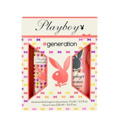 Playboy' 'Generation For Her' '75ml