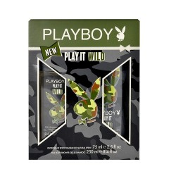 Playboy'|'Play It Wild'|'75ml
