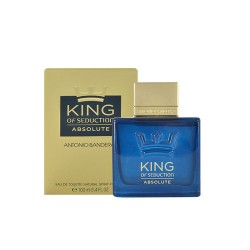 Antonio Banderas'|'King of Seduction Absolute'|'100ml