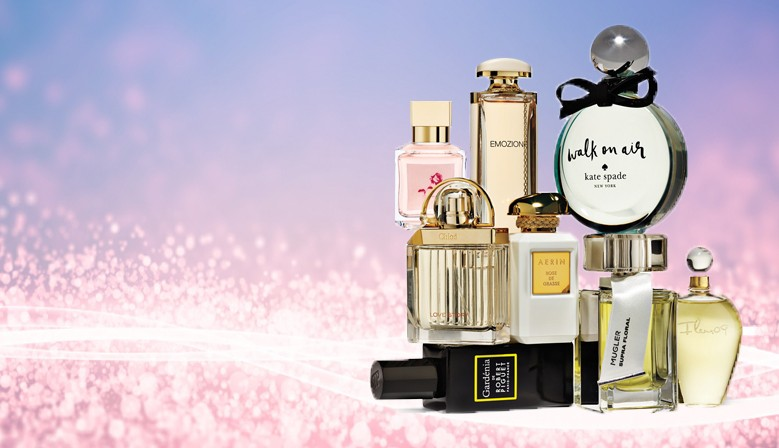 Fragrances with discount